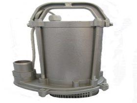 Электронасосы центробежные погружные для загрязненных вод